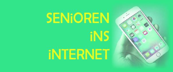 Senioren ins Internet - Logo2